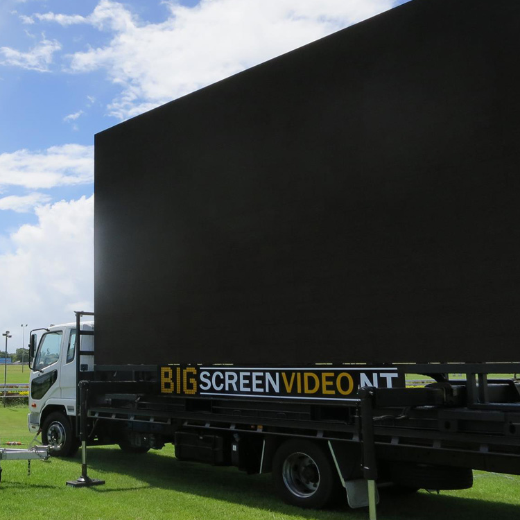 BIG SCREENS